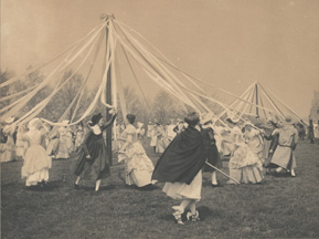 Bryn Mawr May Day 1900